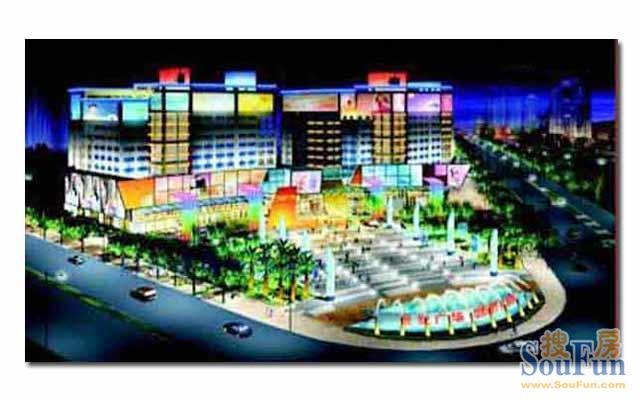江门世纪广场 江门新会区冈州大道中29号图片