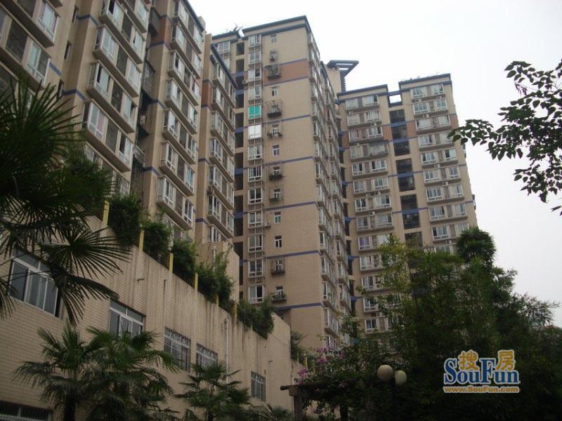 重庆大石坝区蓝箭宾馆旁