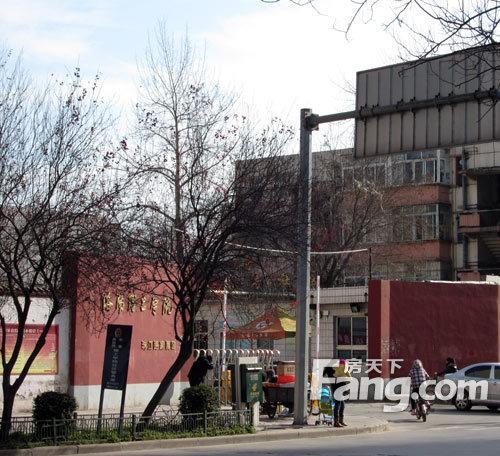 洛阳理工学院家属院 洛阳辽宁路与珠江路交叉口南行100米